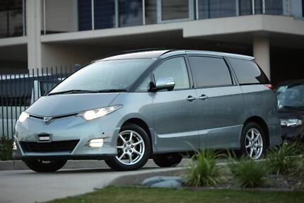 2008 Toyota Estima Van/Minivan