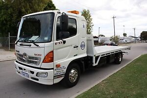 ALL AREAS TOWING SERVICE / TOW TRUCK / TILT TRAY - PERTH Osborne Park Stirling Area Preview