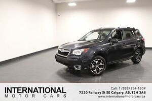 2015 Subaru Forester XT LIMITED! AWD! LOADED!
