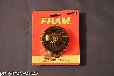 FRAM LOCKING Gas / Fuel Cap ~ RG-504 ~ Compatibility ACURA -to- GMC (2003 Chevy Tahoe Gas Cap)