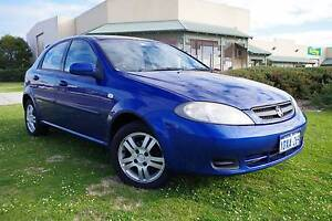 2007 Holden Viva Hatchback - Automatic Wangara Wanneroo Area Preview
