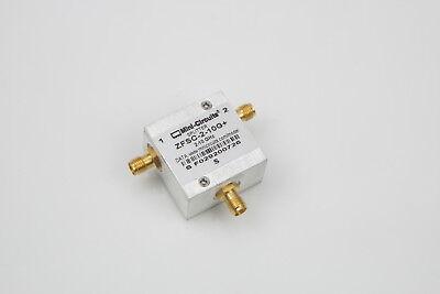 Mini-circuits Zfsc-2-10g Splitter 2-10 Ghz 2 Way 50ohm 2000 To 10000 Mhz