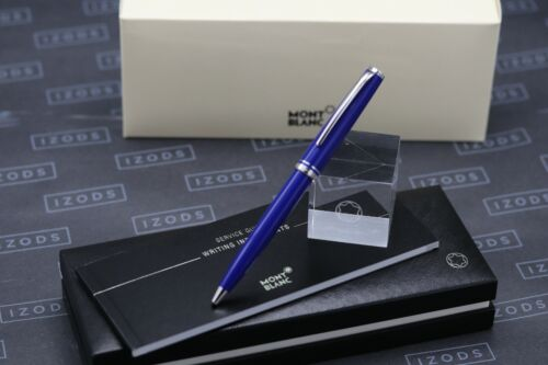 Montblanc Cruise Collection Blue Ballpoint Pen