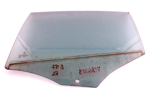 BMW 1 Series E87 E87N Door Window Tinted Glass Rear Left N/S AS3 7136003