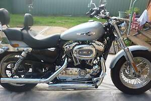 2011 XL1200C Sportster York York Area Preview