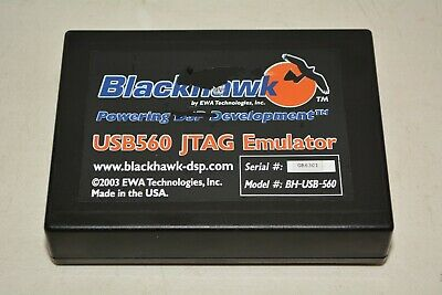 Blackhawk Usb560 Jtag Emulator Bh-usb-560