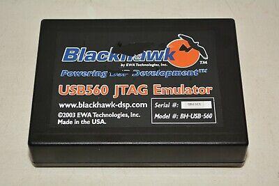 Blackhawk Usb560 Jtag Emulator Bh-usb-560