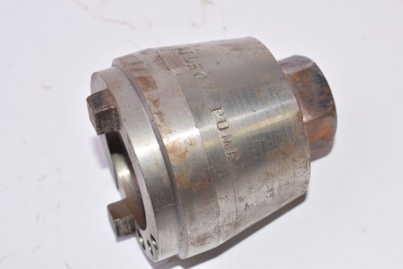 Milton Roy, Pump, 2H, 3-3/8