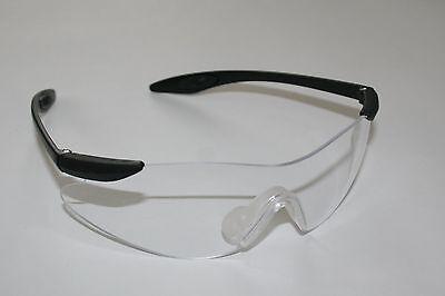 30 Clear Safety Glasses Uv400 Radians Wrap Bulk Lot Scratch Resistant Anti-fog