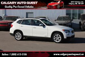 2014 BMW X1 xDrive28i ALL WHEEL DRIVE / LEATHER / MUST SEE