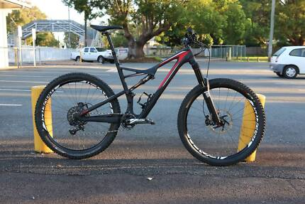 Specialized Stumpjumper FSR Expert Carbon 650b 2016 Large