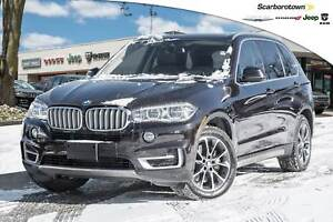 2014 BMW X5 5.0+NAV+HEADS-UP+ROOF+LDED