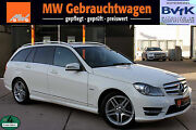 Mercedes-Benz C 350 T CDI BlueEfficiency Avantg AMG-Sportpaket