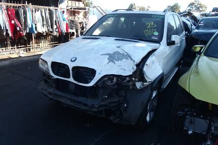BMW E53 X5 3.0d Parts Engine Turbo Diesel Diff Door Radio Cluster Revesby Bankstown Area Preview