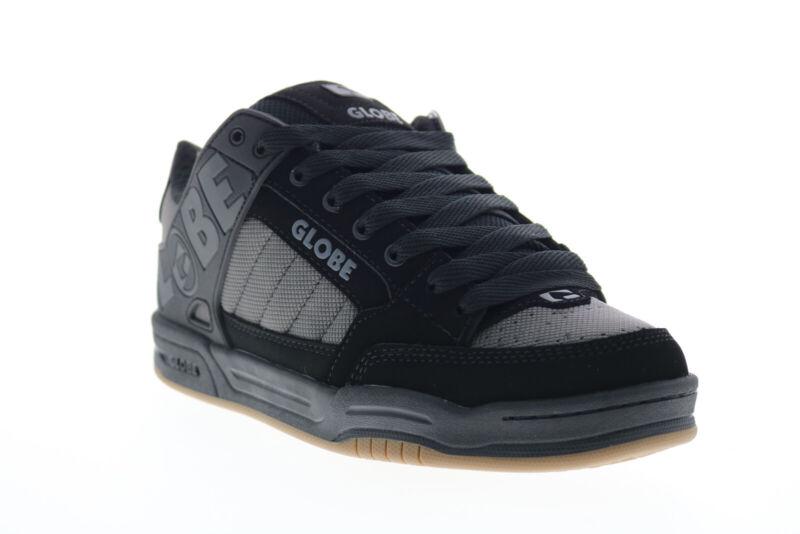 Globe Tilt GBTILT Mens Black Lace Up Skate Sneakers Shoes