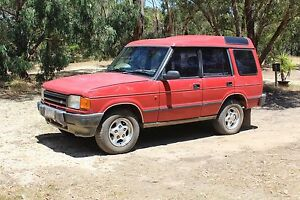 1994 Land Rover Discovery Wagon Torquay Surf Coast Preview