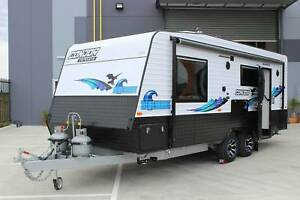 2018 CONDOR BLUEWAVE CARAVAN - 21FT CABIN Epping Whittlesea Area Preview