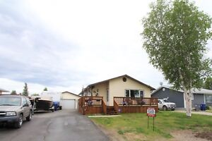 House for rent. Thompson MB