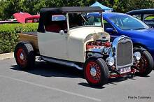 Ford 1928 Hotrod Roadster Pick Up Carbrook Logan Area Preview