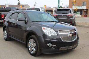 2014 Chevrolet Equinox 2LT V6 / AWD / LEATHER