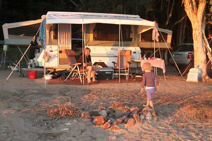 Byron Camper Trailer Hire Business for sale Brunswick Heads Byron Area Preview