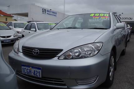 2006 TOYOTA CAMRY ALTISE SEDAN V6 SUPER  LOW KM Victoria Park Victoria Park Area Preview