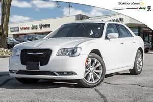 2017 Chrysler 300 Touring+LTHR+ROOF+NAV+AWD
