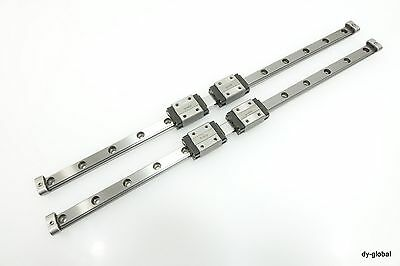 Thk 2hsr10rm324l Linear Actuator Bearing Lm Guide Miniature Hsr Type 2rail4bloc