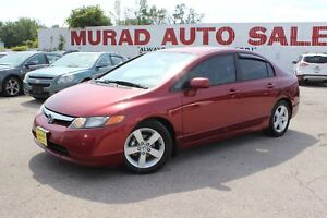 2006 Honda Civic Sdn !!! AUTOMATIC !!!