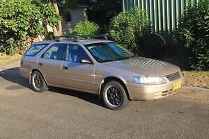 1999 Toyota Camry Wagon (low kms) Eleebana Lake Macquarie Area Preview