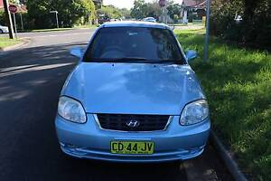 Manual 2006 Hyundai Accent Hatchback - GREAT first car Hornsby Hornsby Area Preview