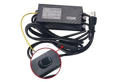 Neon Sign Transformer 10kv 10000v 30ma Electronic Power Supply 120v Ac 50hz60hz