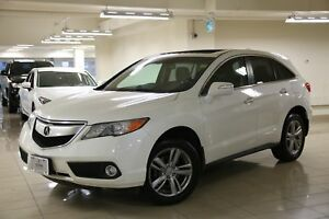 2014 Acura RDX Four New Tires/New Front and Rear Brakes