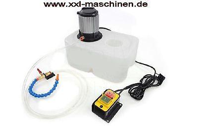 230 V  Kühlmittelpumpe Kühlmitteleinrichtung Kühlpumpe mit 10 liter Tank 00542