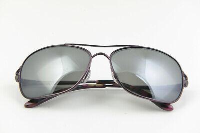 OAKLEY CONQUEST OO4101-05 Blackberry Sunglasses Frames w/ Prescription (Oakley Prescription Sunglasses For Women)