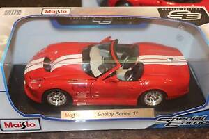 DIECAST CAR - SHELBY SERIES 1 Thornleigh Hornsby Area Preview