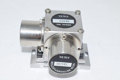 Excel 1012a Plane Mirror Interferometer Laser Assembly 1013a Retroreflector 3b20