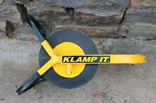 Klamp-it wheel clamp - size B O'Halloran Hill Marion Area Preview