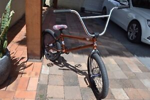 5x Custom bmx bikes