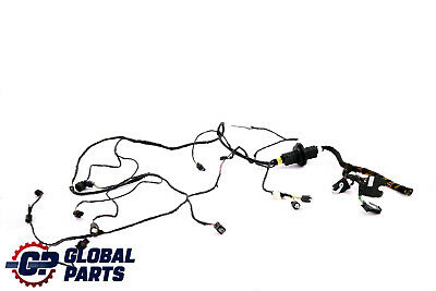 BMW Mini Cooper One F55 F56 Rear Bumper PDC Cables Wiring Loom Set 9364726