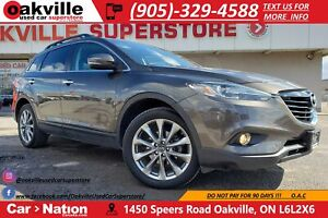 2015 Mazda CX-9 GT | NAV | SUNROOF | 7 SEATS | HEATED SEATS