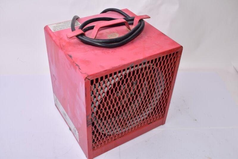 Dayton, Heavy-Duty Electric Portable Heater, Model: 3VU34