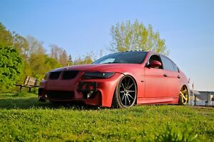 Bmw m3 body kit and airbag suspension