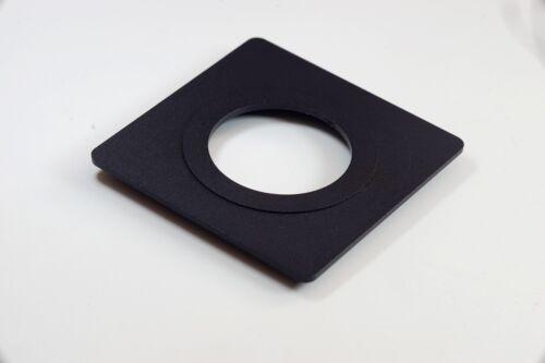 Lens Board 80x80mm Compur Prontor Copal #0 For Horseman 985 980 VH VH-R