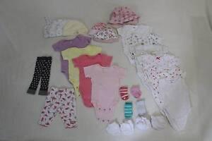 Newborn Clothes - Size 0000 Belgrave Yarra Ranges Preview