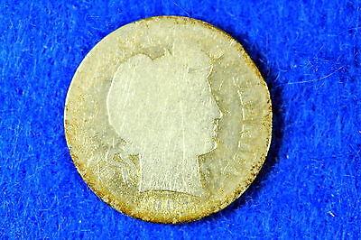ESTATE FIND 1905 Barber Dime G4520 - $2.00