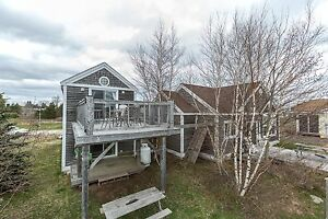 Waterfront duplex for rent 40 Acadie cocagne