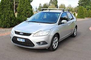 2010 Ford Focus Hatchback Traralgon Latrobe Valley Preview