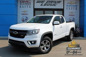 2018 Chevrolet Colorado 4WD Z71 4X4 Truck