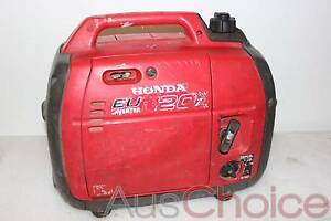 Honda EU20i 2kVA Portable Quiet Camping Inverter Generator Wacol Brisbane South West Preview